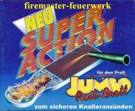 Jumbo Reibbrett - zum Knaller Zünden