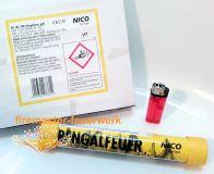 NICO - Kat.1 Bengalfeuer Gelb - 40sec.