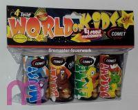 Comet - Tischfeuerwerk Sortiment World of Kids
