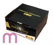 Lonestar Fireworks - 100 Schuss Brokat & Rote Peonie - LS-F2-100-02