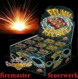 FKW Keller Feuerwerk - 108 Bunte Brummkreisel