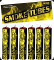 NICO - Smoke Tubes Gelb - Rauchkörper 6er Pack
