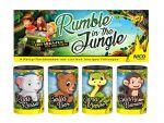 NICO - 4er Beutel Tischfeuerwerk Rumble in the Jungle