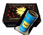Lonestar Fireworks – 3 Stück Knister-Teufel Saphir- LS-F2-FT-002