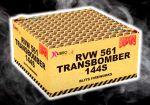 RUBRO Fireworks - Showbox Transbomber