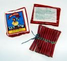 Bo Peep - Paket Cracker Firecrackers G.R. graue Lunte